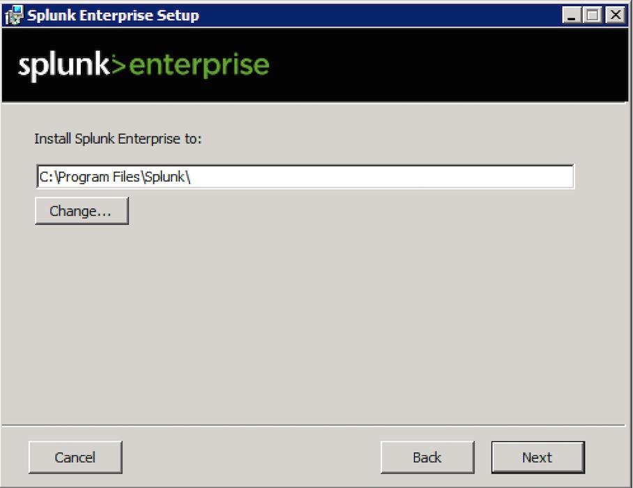 how to start splunk on windows