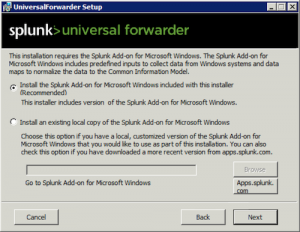 62 UFInstaller Splunk TA Windows.png