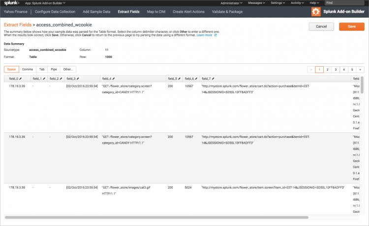 PARSER DU XML EN SHELL - Extract fields