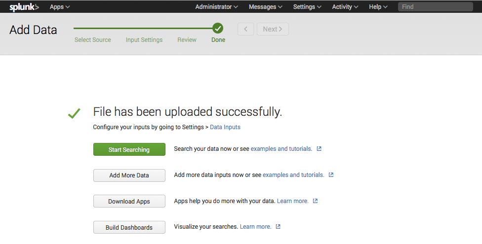 how to do or search in splunk