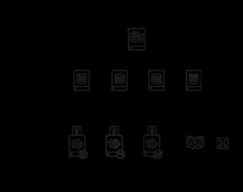 components of a splunk enterprise deployment splunk documentation rh docs splunk com Splunk Locations Splunk Dashboard